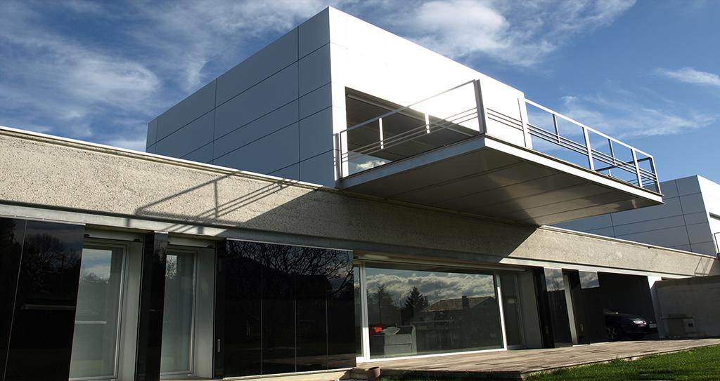 Casa con pileta en Bilbao - Mariano Flores, Taller de arquitectura